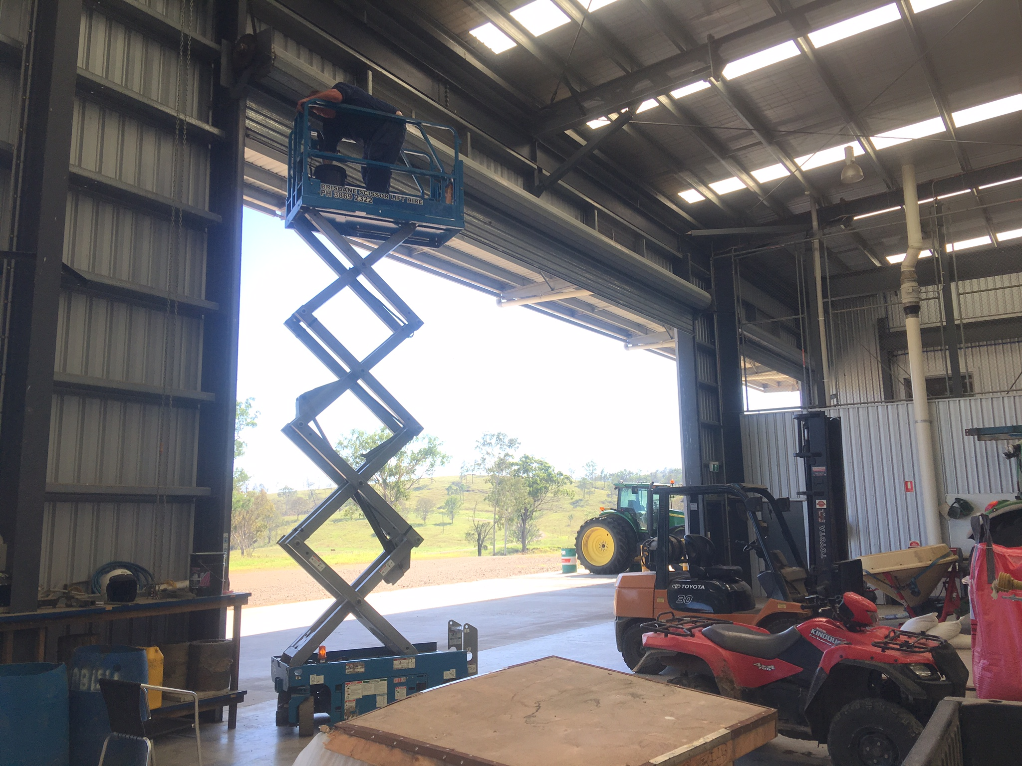 Industrial Roller Door Servicing Brisbane Brisbane
