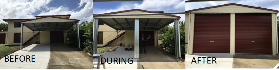 & Garage Door Replacement Brisbane - Brisbane Roller Doors